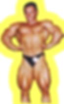dorsal expansion Bodybuilder