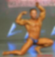 Poses clássicas bodybuilder fisiculturismo Mário Mattacci