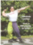 Bodybuilder pose Arqueiro revista e roupas