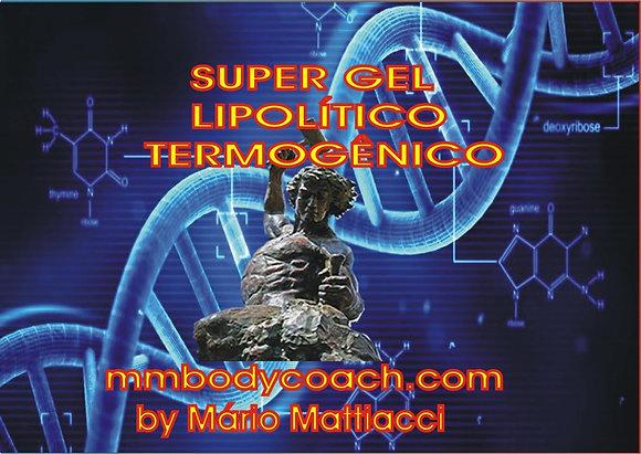 SUPER GEL LIPOLÍTICO TERMOGÊNICO