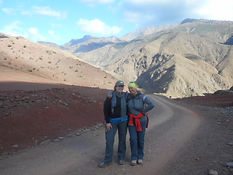 3 Day Trek from Asni to Azzadan Valley with Karima from letsgo2morocco