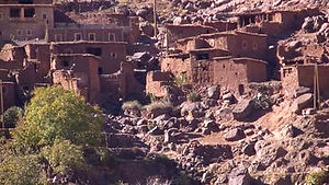 One day trip from Marrakech to the Three Valleys