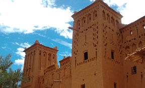 1 Dat trip to visit the Kasbah of Ait Benhaddou