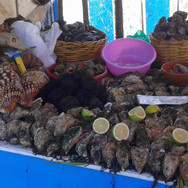 Seafood in Essaouira