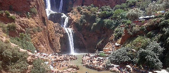 Excursion for one day to the Ouzoud Cascades from Marrakech