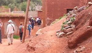 Ouirgane villages