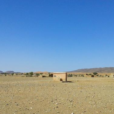 Ouzina village