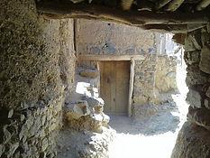 Berber house in Mzik Village