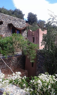 Kasbah Africa, accommodation in the foothills of Toubkal