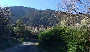 Berber villages in Ijoukak