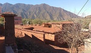 Berber villages in Ouirgane