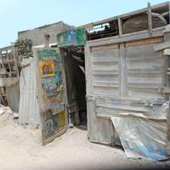 Artists studio Essaouira