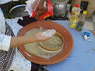 Learn to make typical Berber dishes with our cooking classes