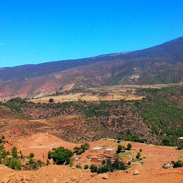 High Atlas Landscapes