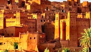 one day excursion from Marrakech to visit the famous kasbahs