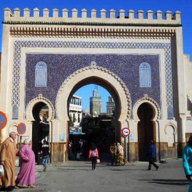 Bab Bouljoud Fes