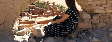 One Day Excursion from Marrakech to the UNESCO site of Ait Benhaddou