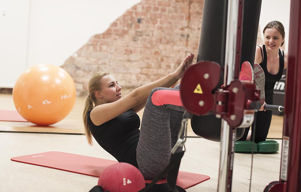Gesundheitstag Functional Training 01