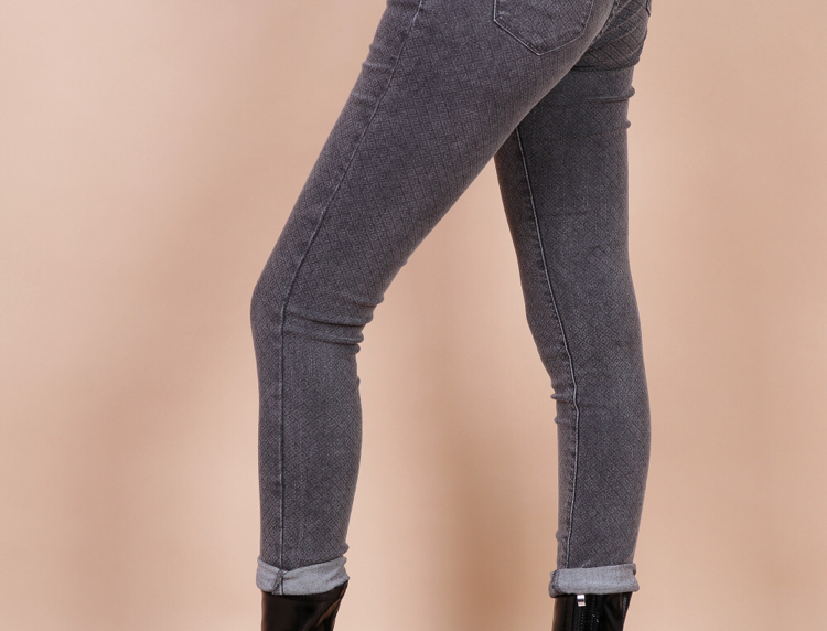 Jeans Black/Grey Design