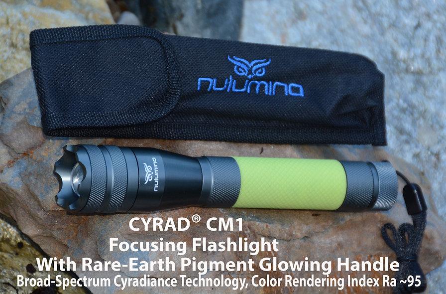 CYRAD CM1 Focusable Flashlight
