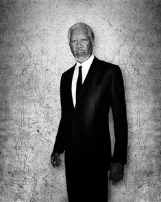 MORGAN FREEMAN / Milan, June 2010