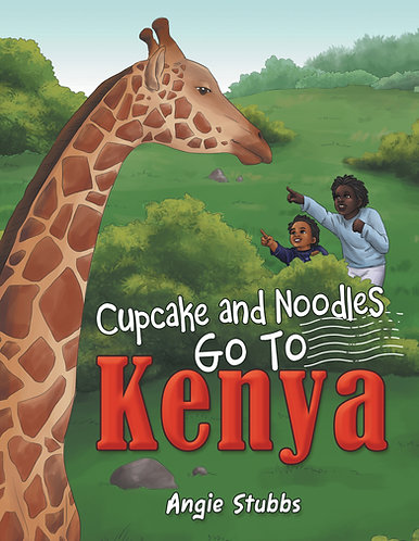Cupcake and Noodles Go To Kenya
