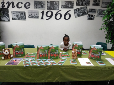 PTO reading night at Beatrice Mayes Institute in September 2018