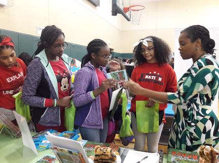 National Black Book Festival in Houston, Texas.