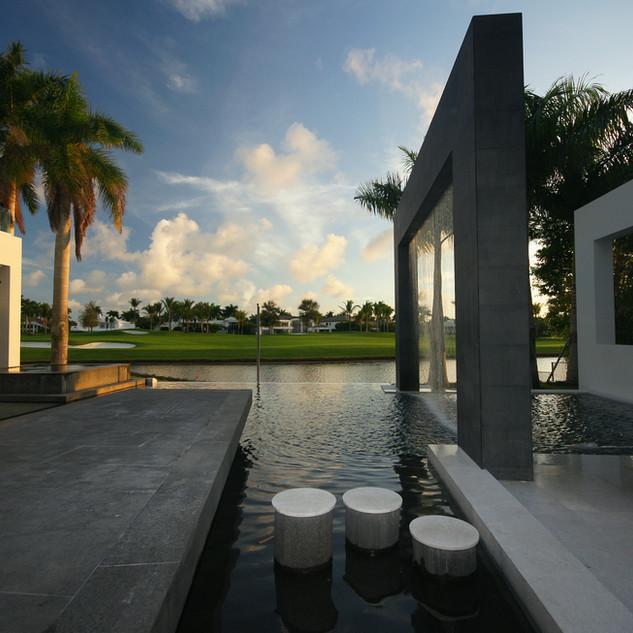 Boca Raton Residence photo by Robin Hill (c)