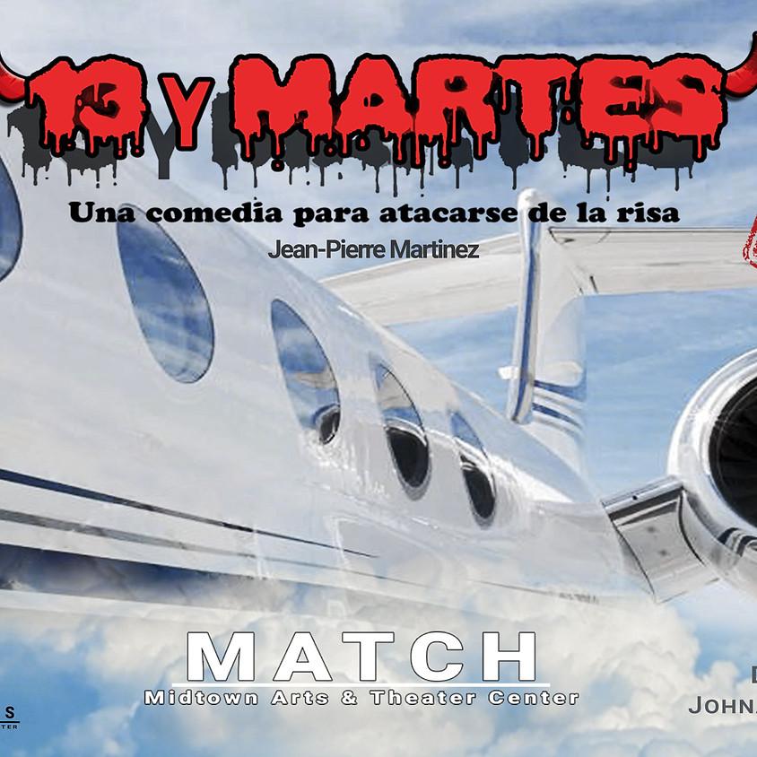 13 Y MARTES