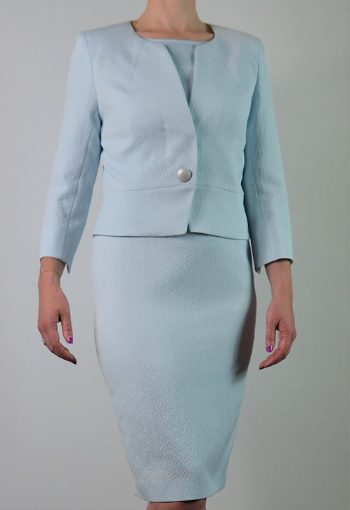 Rothko Jacket - Pale Blue 1022