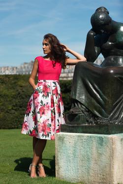 19 Cedro Dress 5945 €335 - £269