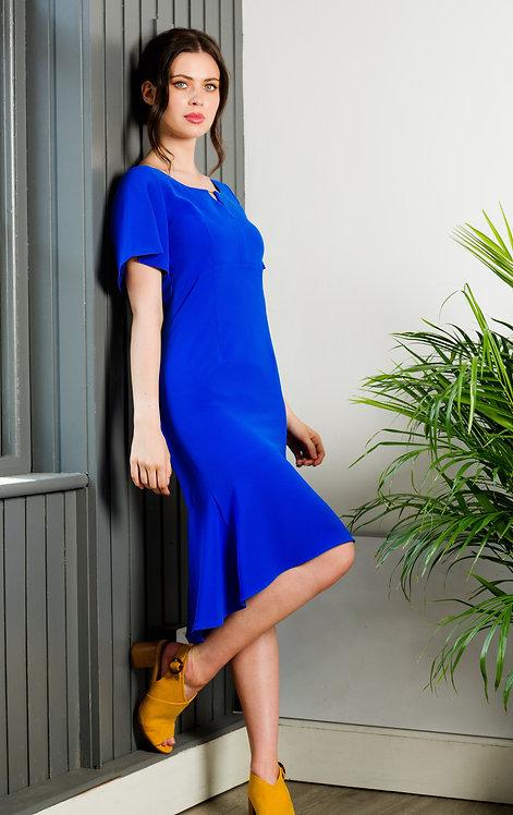 Frostine Dress 2905 Blue