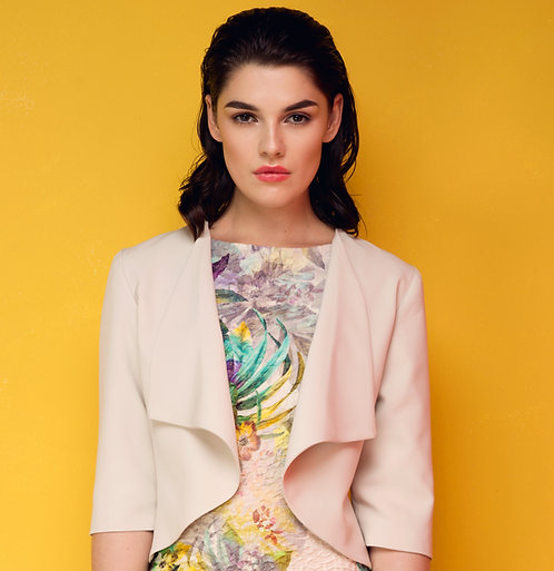 Flo Jacket - coral only