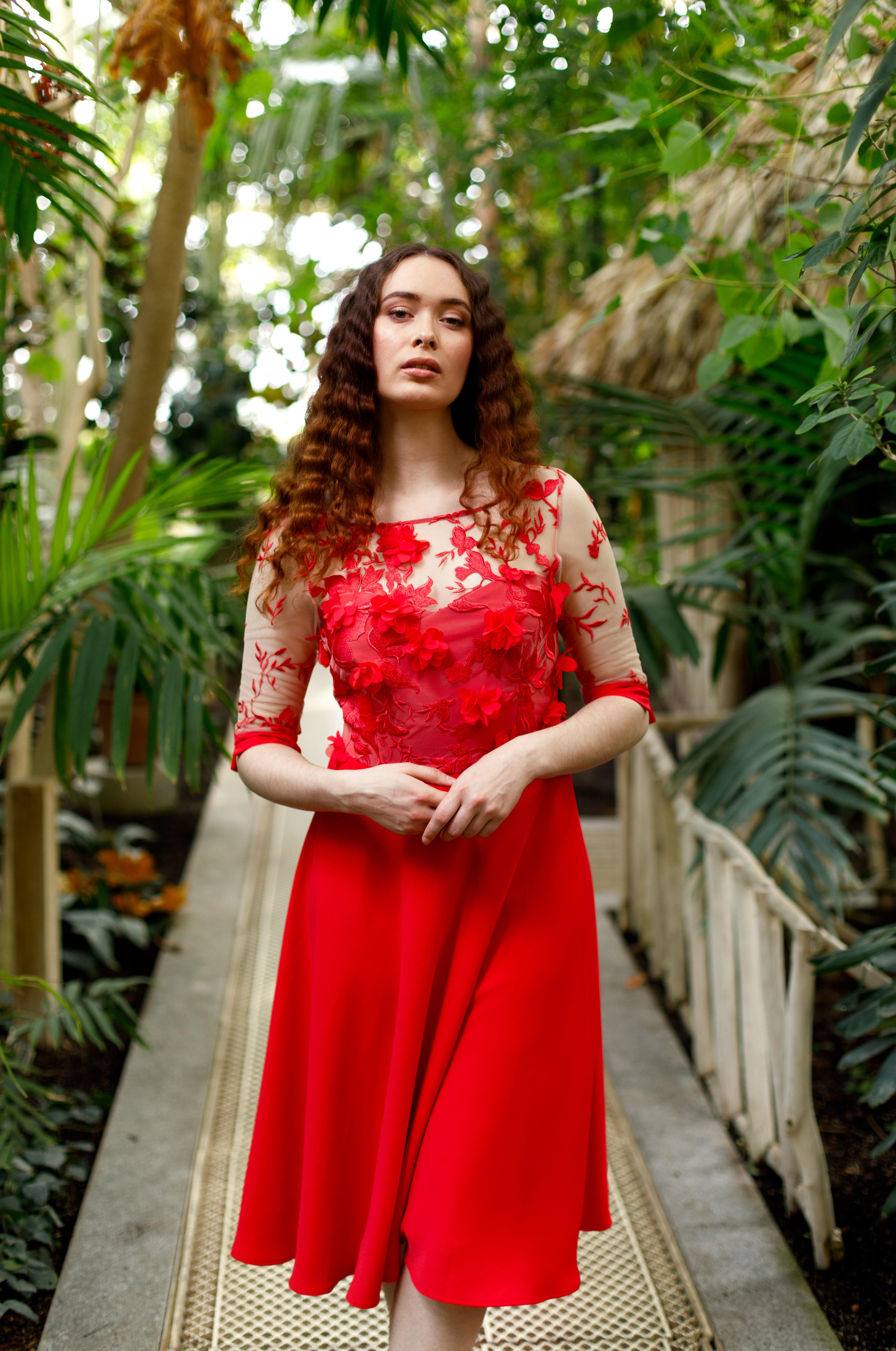 6 Dahlia Dress 8972 867x - €389 - £349