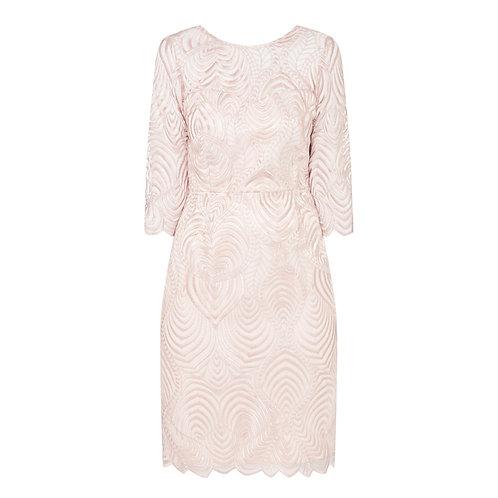 Kastra Dress - 9414 Pink Lace