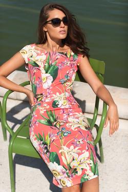 16 Maca Dress 5966 - €309 - £245
