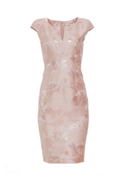 7 Rosy Dress 8901 - €299