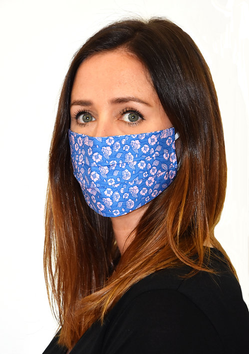 Damask Mask - 2 Pack