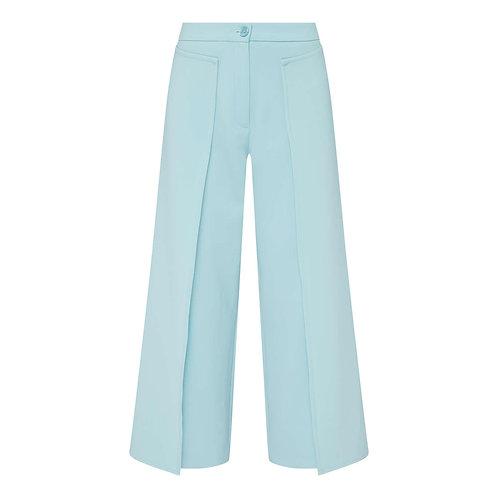 Fisher Trousers - Aqua 1141