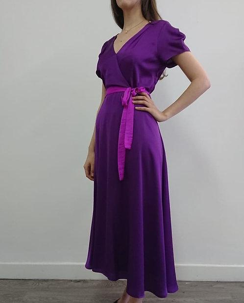 Kenya Dress 5947 - Purple
