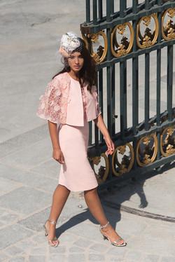7 Tonka Dress 5905 - €359 - £285