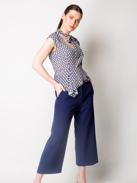 The Line - Naomi Top 5402 & Asia Trousers