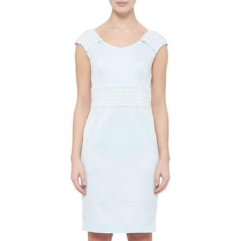 Aubry Dress- Pale Blue 1924