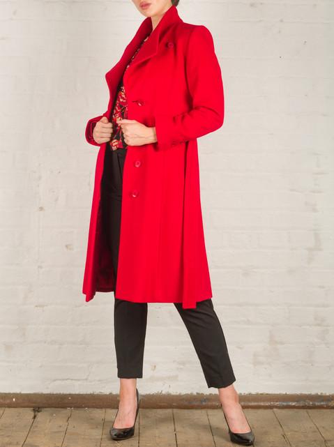 Paloma Coat 2081, Rome Top 2381 & Lumi Trousers 2264
