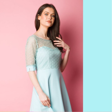 Aideen Bodkin - Dahlia Dress 4967