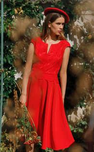 Morena Dress 9434