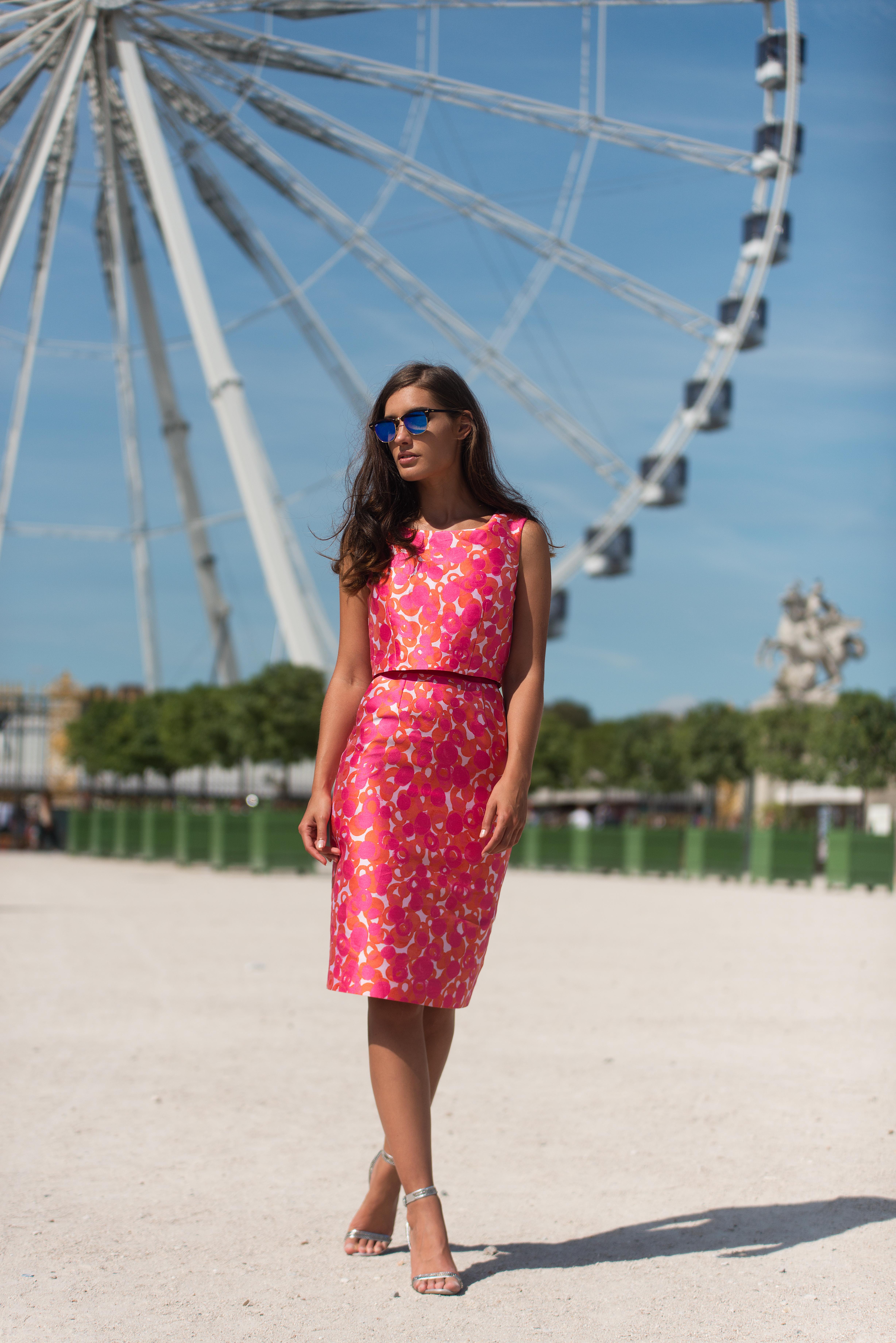 17 Piri Dress 5952 - €339 - £269