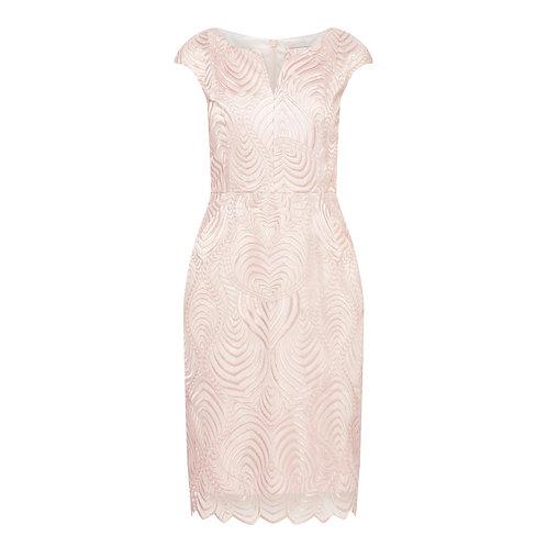 Delhi Dress - 9411 Pink Lace