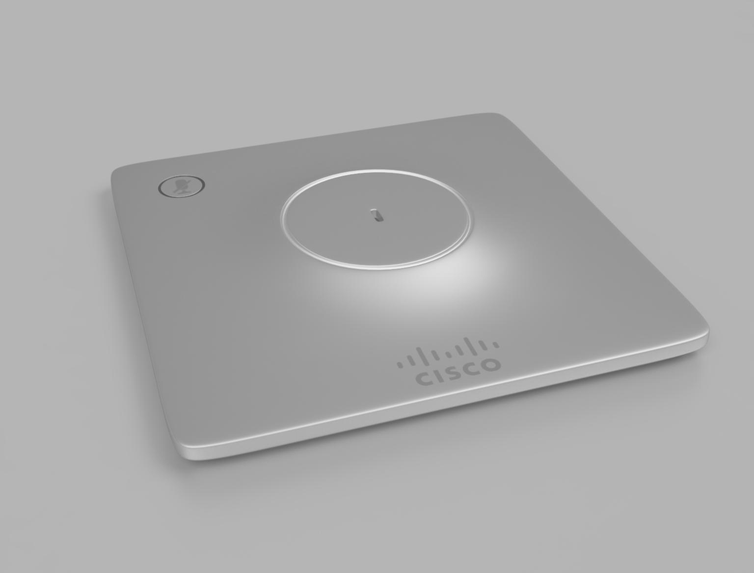 3D Model | Free | Cisco | SX20 | ВКС | Видеоконференция